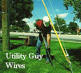 Utility Guy Wires